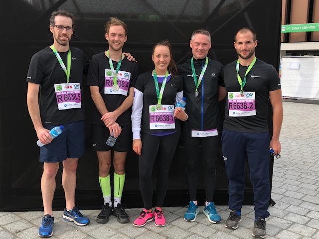 Marathon vert 2018